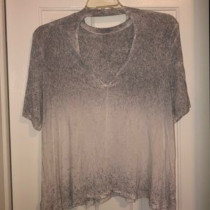 American Eagle Outfitters Tops - Soft AE open back shirt